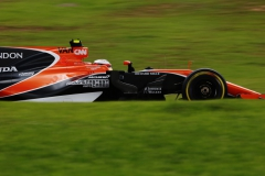 Interlagos, Sao Paulo, Brazil.Friday 10 November 2017.Stoffel Vandoorne, McLaren MCL32 Honda.Photo: Charles Coates/McLarenref: Digital Image AN7T2547