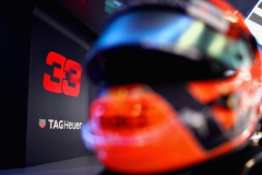 SPA, BELGIUM - AUGUST 26: The helmet of Max Verstappen of Netherlands and Red Bull Racing is seen in the garage before the Formula One Grand Prix of Belgium at Circuit de Spa-Francorchamps on August 26, 2018 in Spa, Belgium.  (Photo by Mark Thompson/Getty Images) // Getty Images / Red Bull Content Pool  // AP-1WQ6FMTAH2511 // Usage for editorial use only // Please go to www.redbullcontentpool.com for further information. //