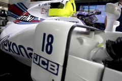 Sepang International Circuit, Sepang, Malaysia.Friday 29 September 2017.Lance Stroll, Williams Martini Racing, in his cockpit.Photo: Glenn Dunbar/Williamsref: Digital Image WX4I9873