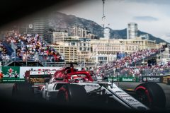 07 RAIKKONEN Kimi (fin), Alfa Romeo Racing C38, action during the 2019 Formula One World Championship, Grand Prix of Monaco from on May 23 to 26 in Monaco - Photo Antonin Vincent / DPPI