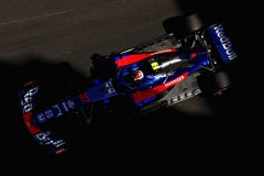 MONTE-CARLO, MONACO - MAY 26: Pierre Gasly of France and Scuderia Toro Rosso driving the (10) Scuderia Toro Rosso STR13 Honda on track during qualifying for the Monaco Formula One Grand Prix at Circuit de Monaco on May 26, 2018 in Monte-Carlo, Monaco.  (Photo by Mark Thompson/Getty Images) // Getty Images / Red Bull Content Pool  // AP-1VSJ7CEWW1W11 // Usage for editorial use only // Please go to www.redbullcontentpool.com for further information. //