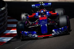 MONACO - MAY 27:  Carlos Sainz of Scuderia Toro Rosso and Spain during qualifying for the Monaco Formula One Grand Prix at Circuit de Monaco on May 27, 2017 in Monte-Carlo, Monaco.  (Photo by Peter Fox/Getty Images) // Getty Images / Red Bull Content Pool  // P-20170527-01017 // Usage for editorial use only // Please go to www.redbullcontentpool.com for further information. //