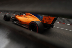 Monte Carlo, MonacoSunday 27 May 2018.Stoffel Vandoorne, McLaren MCL33 Renault.Photo: Zak Mauger/McLarenref: Digital Image _54I7216