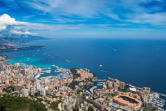 MONTE-CARLO, MONACO - MAY 23:  A general view over the circuit during previews ahead of the Monaco Formula One Grand Prix at Circuit de Monaco on May 23, 2018 in Monte-Carlo, Monaco.  (Photo by Getty Images/Getty Images) // Getty Images / Red Bull Content Pool  // AP-1VRM4SUY92111 // Usage for editorial use only // Please go to www.redbullcontentpool.com for further information. //