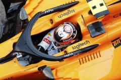 Monte Carlo, MonacoThursday 24 May 2018.Stoffel Vandoorne, McLaren MCL33 Renault.Photo: Steven Tee/McLarenref: Digital Image _2ST4418