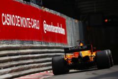 Monte Carlo, MonacoThursday 24 May 2018.Fernando Alonso, McLaren MCL33 Renault.Photo: Andrew Hone/McLarenref: Digital Image _ONY7388