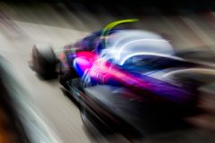 MONTE-CARLO, MONACO - MAY 25:Alex Albon of Scuderia Toro Rosso and Thailand  during final practice for the F1 Grand Prix of Monaco at Circuit de Monaco on May 25, 2019 in Monte-Carlo, Monaco. (Photo by Peter Fox/Getty Images) // Getty Images / Red Bull Content Pool  // AP-1ZEY912US1W11 // Usage for editorial use only // Please go to www.redbullcontentpool.com for further information. //