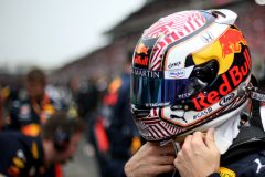 SHANGHAI, CHINA - APRIL 14: Pierre Gasly of France and Red Bull Racing prepares to drive on the grid before the F1 Grand Prix of China at Shanghai International Circuit on April 14, 2019 in Shanghai, China. (Photo by Charles Coates/Getty Images) // Getty Images / Red Bull Content Pool  // AP-1Z1ERZNB11W11 // Usage for editorial use only // Please go to www.redbullcontentpool.com for further information. //