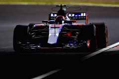 SUZUKA, JAPAN - OCTOBER 07: Carlos Sainz of Spain driving the (55) Scuderia Toro Rosso STR12 on track during qualifying for the Formula One Grand Prix of Japan at Suzuka Circuit on October 7, 2017 in Suzuka. (Photo by Clive Mason/Getty Images) // Getty Images / Red Bull Content Pool // P-20171007-00663 // Usage for editorial use only // Please go to www.redbullcontentpool.com for further information. //