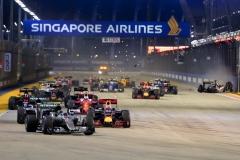 2016 第15戦 シンガポールGP(日)